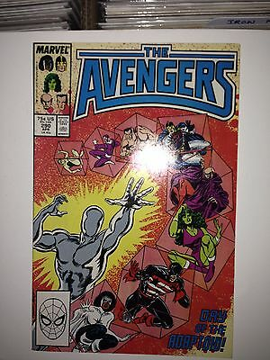 The Avengers #290 (Apr 1988, Marvel) VF
