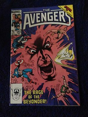 The Avengers #265 (Mar 1986, Marvel)