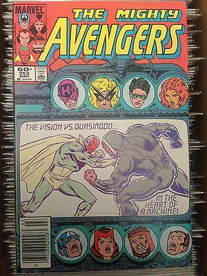 The Avengers #253 (Mar 1985, Marvel) FN/VF