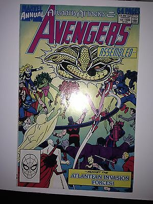 Avengers Annual #18 (Oct 1989, Marvel) VF