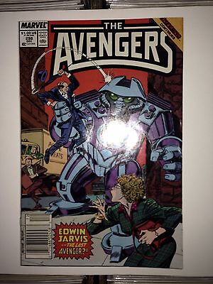 The Avengers #298 (Dec 1988, Marvel) FN+