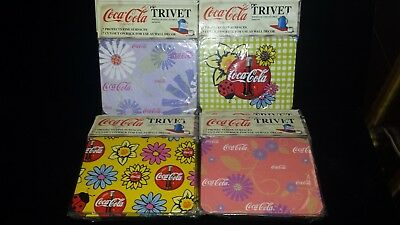 25 Coca-Cola Trivets Or Wall Decor Nostalgic Coke (4 Styles)
