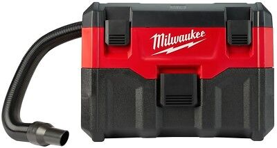 Milwaukee M18 Wet/Dry Vacuum 2 Gal. HEPA Portable Clean Up Tool (Tool-Only) NEW