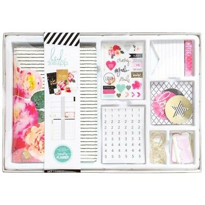 NEW Heidi Swapp Memory Planner Personal Box Kit By Spotlight