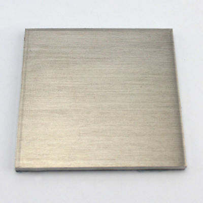 1 x Aluminium Sheet Plate Metal For DIY Model Craft 1/2/3/5/6mm Choose Sizes