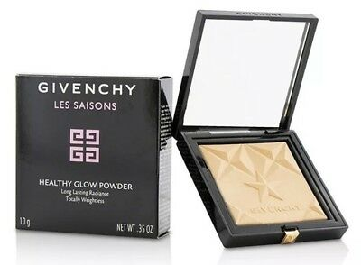 Givenchy Les Saisons Healthy Glow Bronzer 01 PREMIERE SAISON Authentic LE NIB