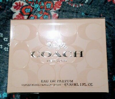 COACH NY 3 0 oz EDP womens perfume + 3 4 oz lotion + 3 4 oz