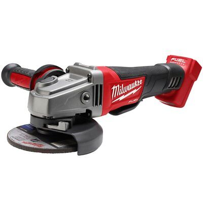 "MILWAUKEE M18CAG125XPD 18V Fuel Australian model 125mm (5"") Angle Grinder- Skin"