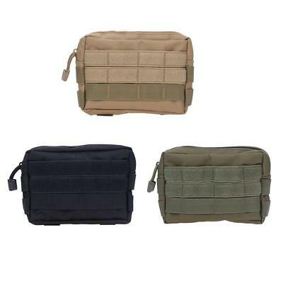 Tactical Waist Pack Belt Bag Camping Outdoor Hiking Military Molle Pouch Storage