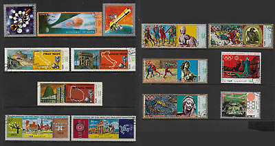 YEMEN ARAB REPUBLIC, YAR mixed collection No.5