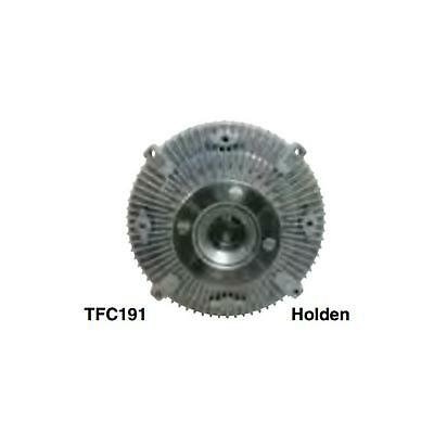 Tru-Flow (Truflow) Fan Clutch Engine Bay TFC191 fits Holden Frontera 3.2 i 4x4 F