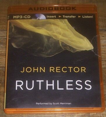 Ruthless By John Rector 2015 Mp3 Cd Unabridged Audio Book