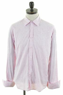 48341ee6aa4573 TED BAKER MENS Floral Pattern POGA SLIM FIT SHIRT - Ted Size 3 ...