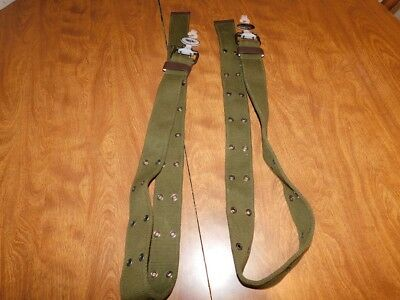 Mossimo Men's Webbed Belts w/Grommets, Size 2X-Large, Lot of 2, New w/o Tags