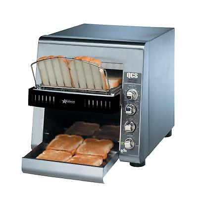 "Star QCS2-500 10"" Wide Conveyor Toaster 500 Bread Slices/hr"