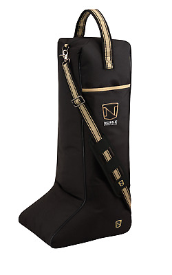 Noble Outfitters Just For Kicks Riding Boot Bag - Black