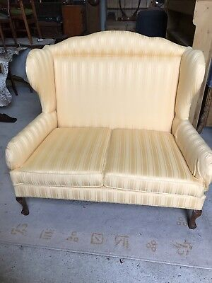Antique William And Mary Style Sofa