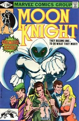Us Comics Moon Knight Collection Over 100+ Comics On Dvd