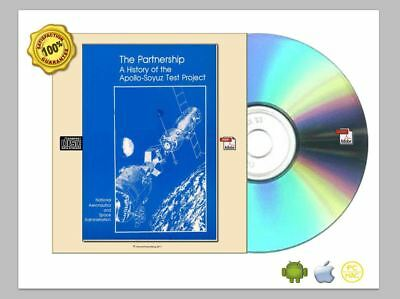 a History of the Apollo-Soyuz Test Project 1978 eBook CDROM