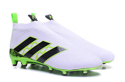 724524af3685 Adidas Ace 16+ Purecontrol FG Women's US 8.5 Soccer , White/Yellow/Black