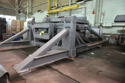 Brantford_ Lp60T -  Hydraulic Welding Positioner - Jh048