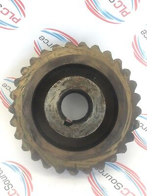 Abex Dg51F  # 53  Dg429F  Bi-Metal Brass Helical Gear