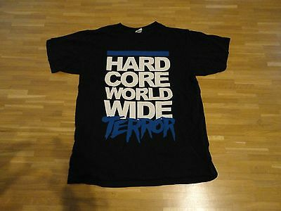 Terror T-Shirt Gr L (Hardcore Sick of it all H20 Comeback Kid)