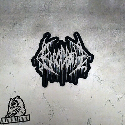 Big Back patch Decapitated death metal groove band.