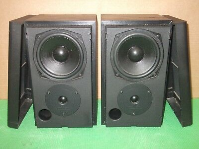 Pair Of Mission 760i Bookshelf Speakers