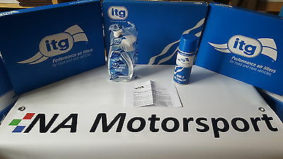 ITG Air Filter Cleaning Kit clk-2