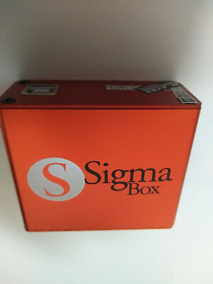 SIGMA BOX+9 CABLES activated pack 1 ,2,3 for Alcatel