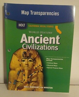 HOLT 6TH 7TH 8th GRADE 6 7 8 ANCIENT CIVILIZATIONS DAILY