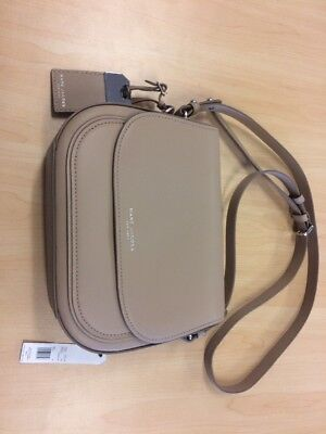 f58e8f756717 NEW MARC JACOBS Rider Leather Crossbody Bag -  174.99