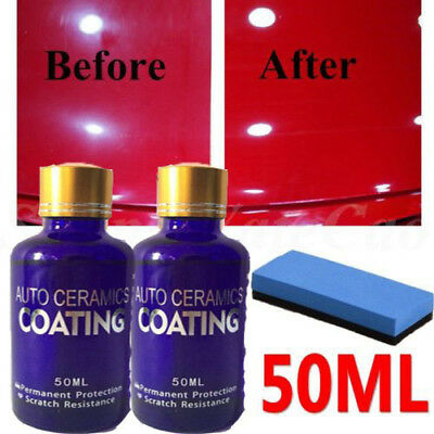 1-PACK 50ML 9H MR FIX ORIGINAL SUPER CERAMIC CAR COATING Wax As Seen On TV