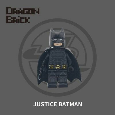 **New** DRAGON BRICK Batman #1000 Lego Minifigure