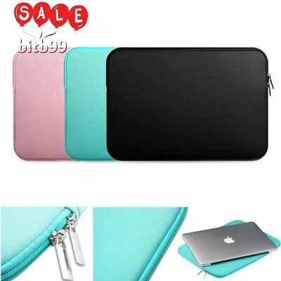 "Laptop Sleeve Case Carry Bag Notebook For Macbook Air/Pro/Retina 11/13/15"" LOT S"