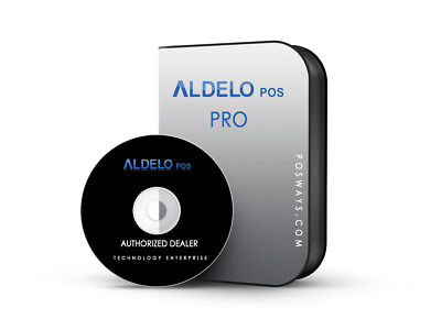 Unlimited Aldelo Pro Restaurant POS Software License, Support and Update
