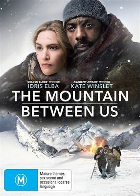 The Mountain Between Us (DVD, 2018)