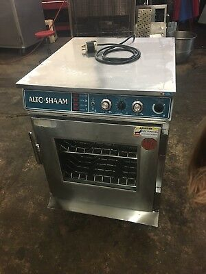 Alto Sham Undercounter Cook and Hold Smoker Oven Model 767-SK (Used, works great