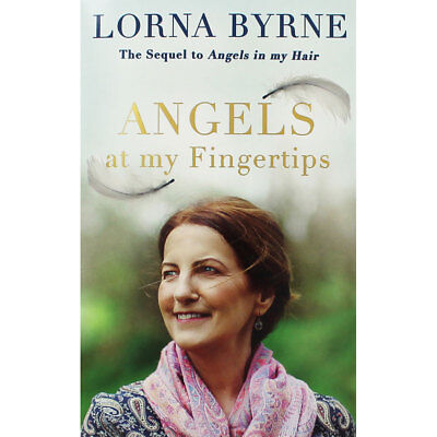 Angels at my Fingertips by Lorna Byrne (Paperback), New Arrivals, Brand New