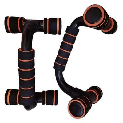 1 Pair Fitness Push Up Stands Bars Sport Gym Exercise Training