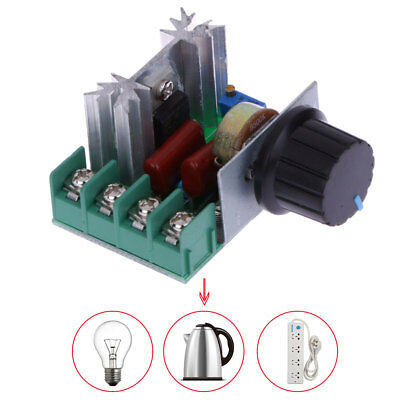220V SCR Silicon Controlled Rectifier Speed Voltage Controller For Home/Factory