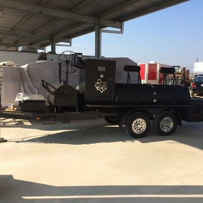 Klose portable BBQ pit and smoker