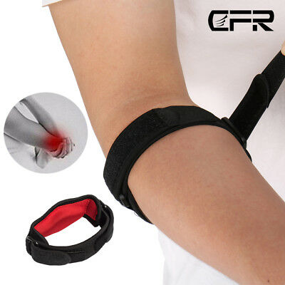 Adjustable Elbow Support Neoprene Brace Arthritis Bandage Sports Sleeve Strap