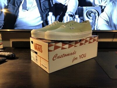39813cb9125 Vans Vault x Pilgrim Surf + Supply OG Authentic LX in Sage Size 10 Supreme  RARE