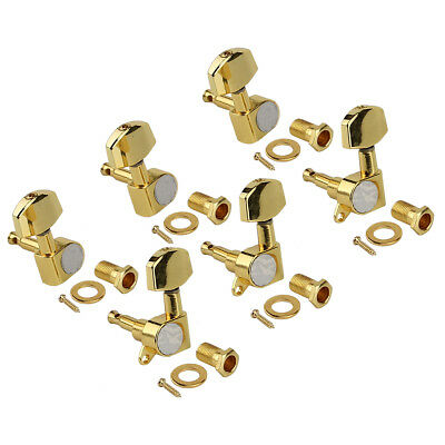 Electric Guitar Tuning Pegs Tuners Keys Machine Heads for Acoustic Parts 3L3R