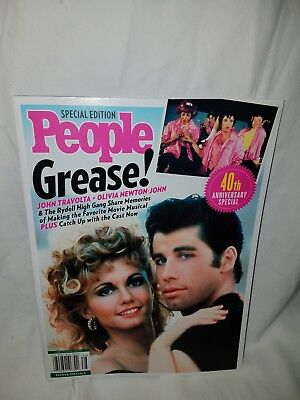 People Special Edition 2018, Grease 40th Anniversary Special, Brand New