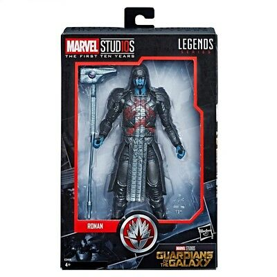 Ronan the Accuser Actionfigur Marvel Legends Cinematic Universe 10th Anniversary