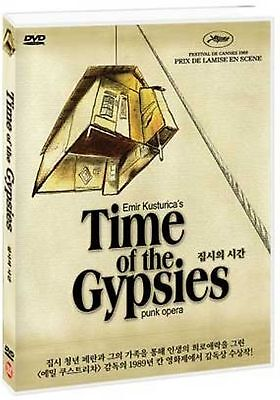 Time Of The Gypsies - UK Compatible Davor Dujmovic, Bora Todorovic NEW DVD