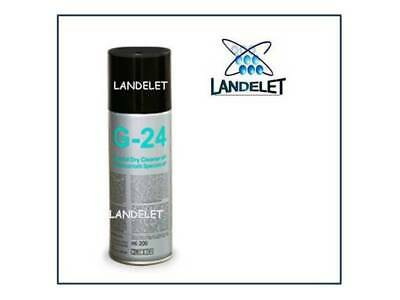 G-24 PULISCI CONTATTI SECCO SPECIALE PLUS SPRAY 200 ml G24 G 24 DUE-CI G-24